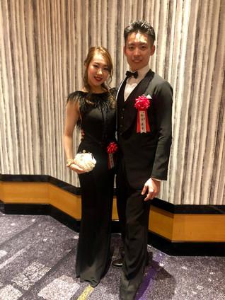 日本プロスポーツ大賞で新人賞を受賞!