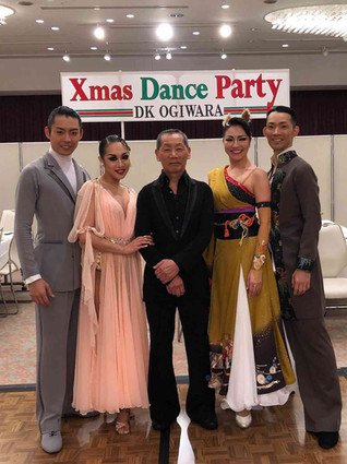 DK OGIWARA X'mas Dance Party