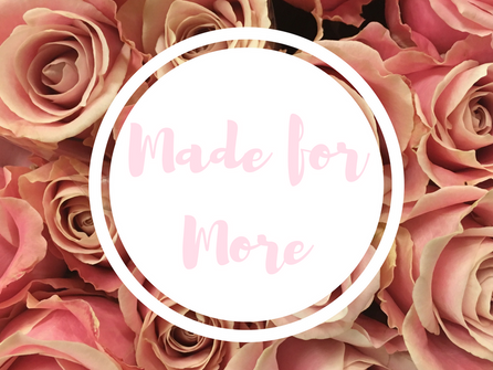Made for More