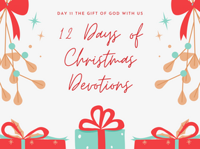 The Gift of God With Us