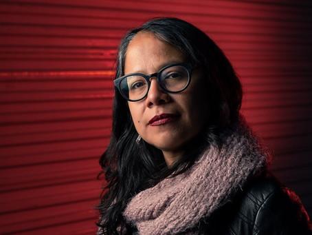 Sara Uribe | Cuerpo y reescritura