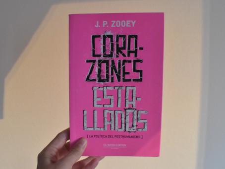 J.P. ZOOEY | La tecnología y su forma