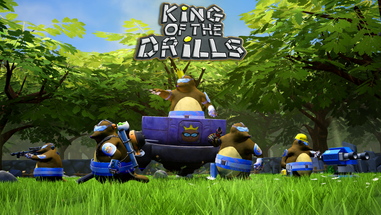 King of the Drills