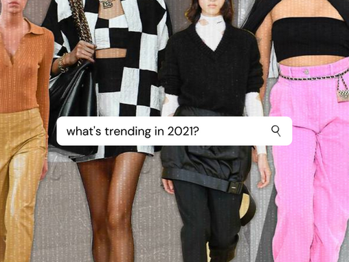 2021 trend forecast