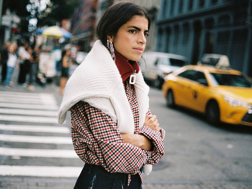 Girl Boss: Leandra Medine !