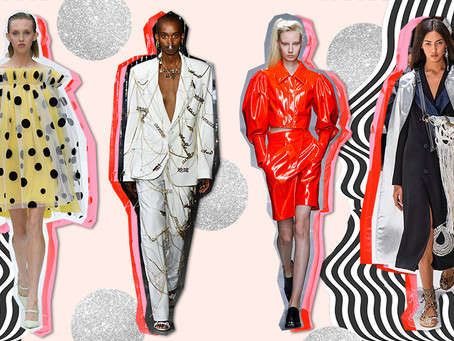 Fashion week trends in making