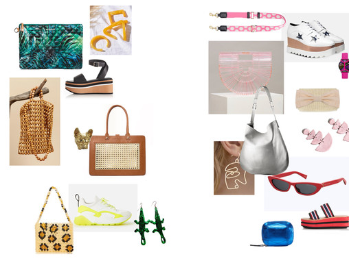 What's on the Market for Accessories this Spring