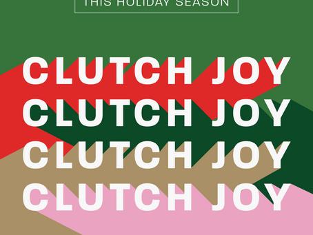 clutch joy with clutch made