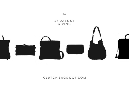 Christmas Wishes from the Team at Clutch Bags Dot Com
