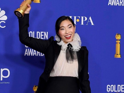 Girlboss of the moment: Awkwafina