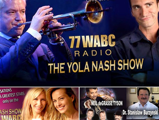 MahnoDahno joins Chris Boti and other on  The Yola Nash Show