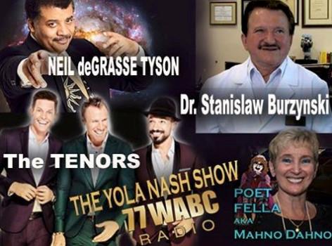 The Yola Nash Show - MahnoDahno