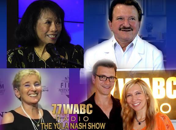 MahnoDahno on The Yola Nash Show - 77WABC Radio