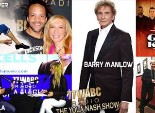 What do Savion Glover, Barry Manilow, Fella aka MahnoDahno & Gipsy Kings have in common?