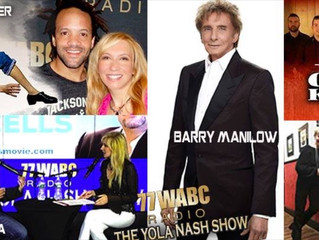 What do Savion Glover, Barry Manilow, Fella aka MahnoDahno & Gipsy Kings have in common?