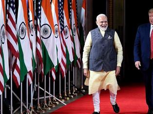 अमेरिका के फैसले के लिए आभार के रूप में अपने सामान्यीकृत प्रणाली (जीएसपी) के तहत कुछ भारतीय आयातों .