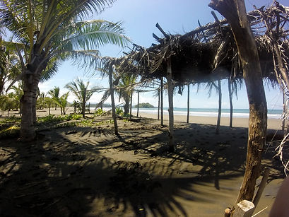 morrillo beach surf break surfing eco resort