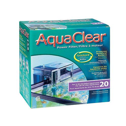 Aqua Clear 20 Power Filter, 76 L