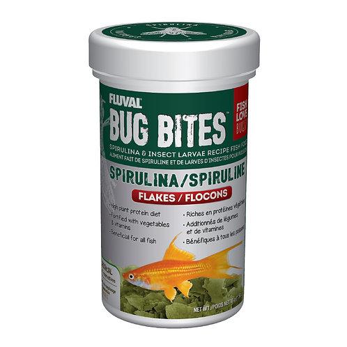 Bug Bites Spirulina Flakes, 45 g (1.58 oz)