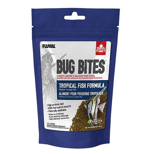 Bug Bites Tropical Granules (M-L), 125 g (4.4 oz)