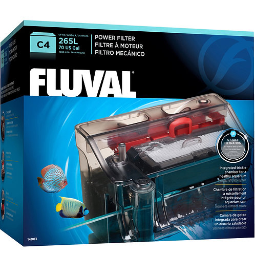 C4 Power Filter, up to 70 US Gal (265 L)