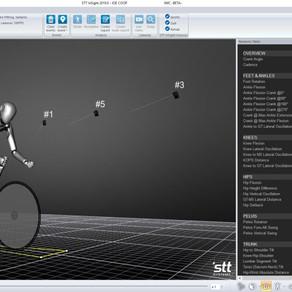 Nuevo sistema biomecánico en 3D