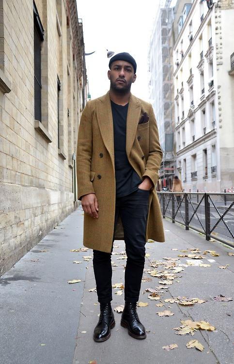 Пошив мужского пальто СПб