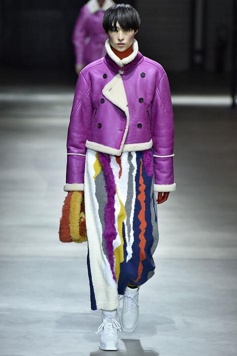 New York Fashion Week 2017 Модные в этом сезоне шубы
