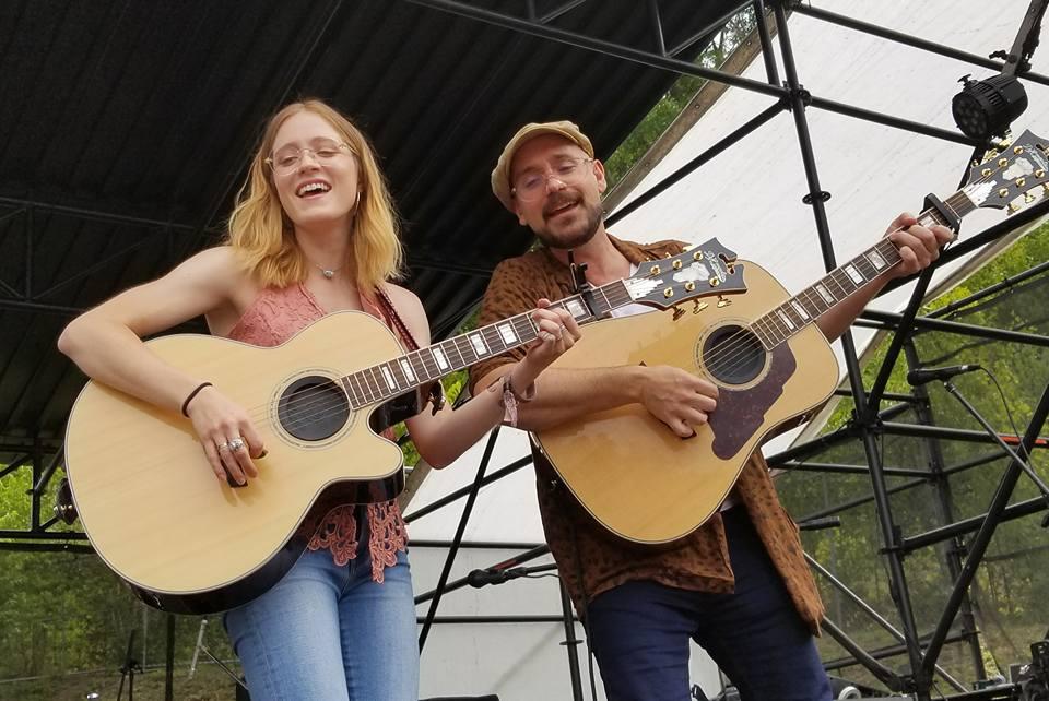 Tom and Raina Peach 2017