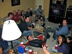 Studio Super Bowl Party