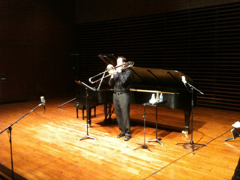 Nathan Dishman Recital