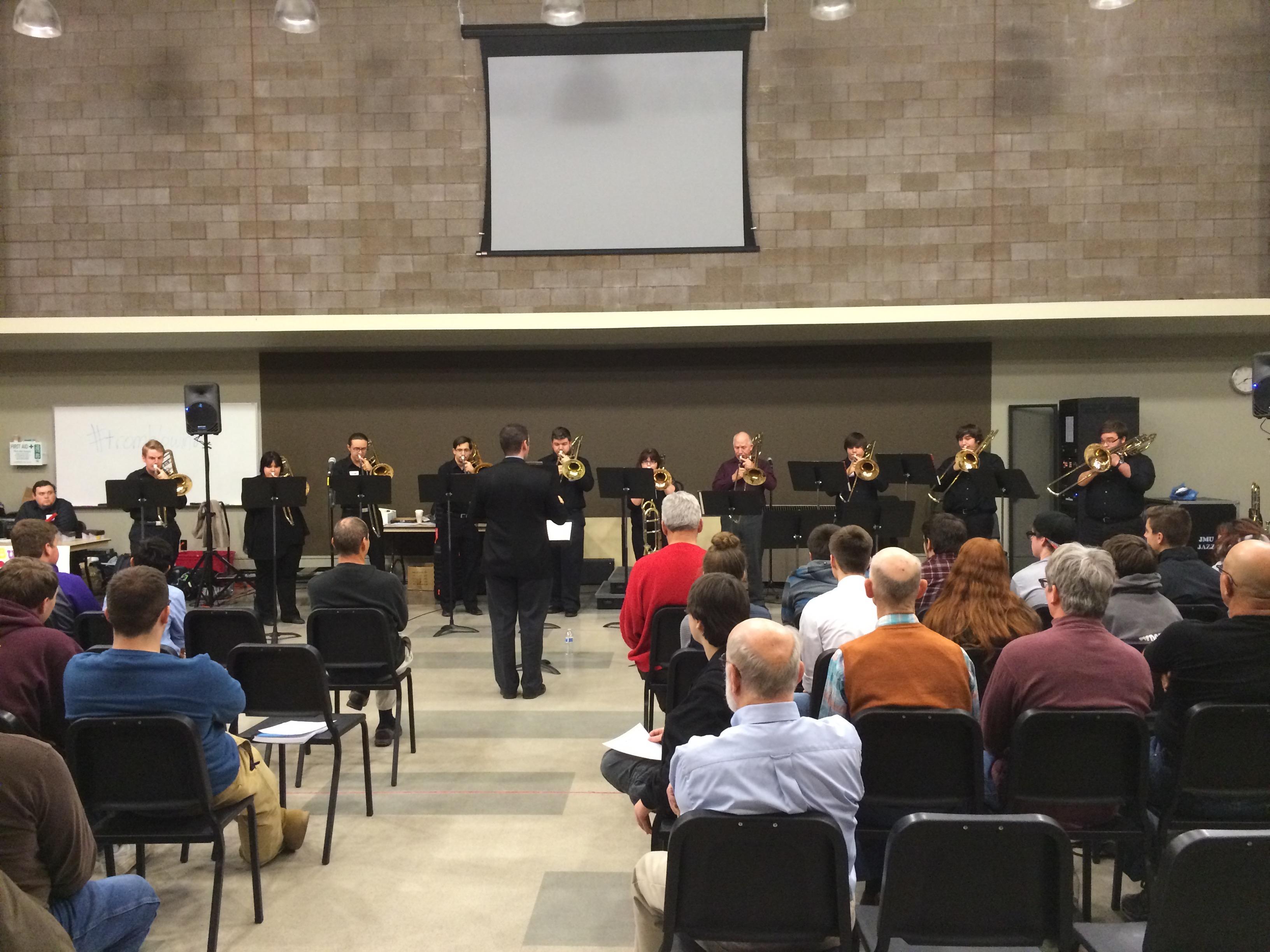 Morehead State Univ. Trombone Choir