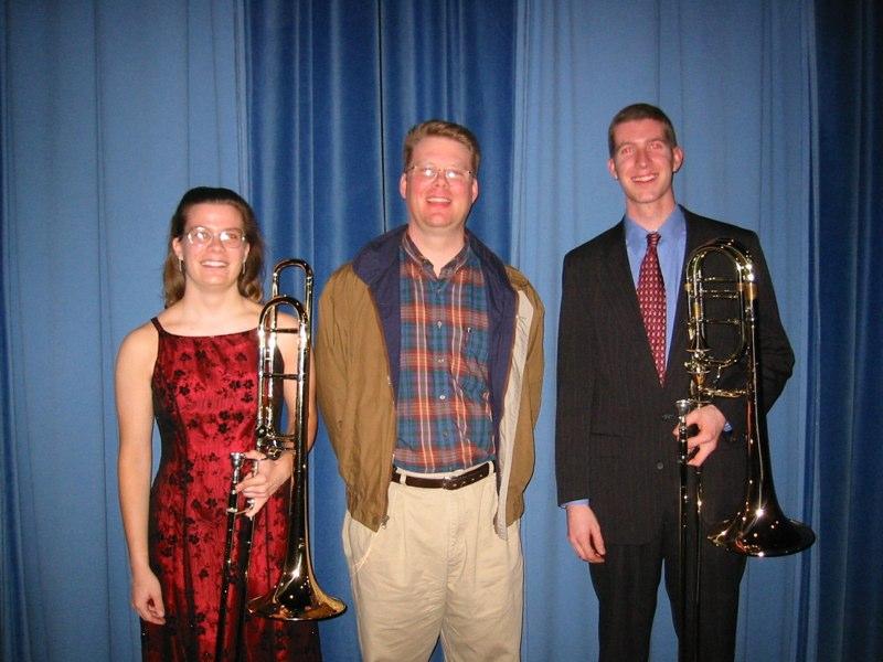 Michelle & Ben's Recital