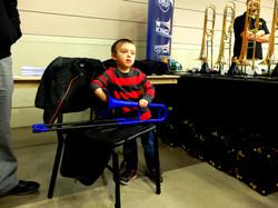Youngest Tromblow'in Participant