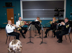 Navy Brass Quintet