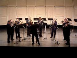 JMU Trombone Octet