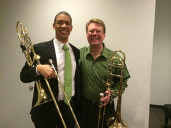 Backstage with Weston Sprott
