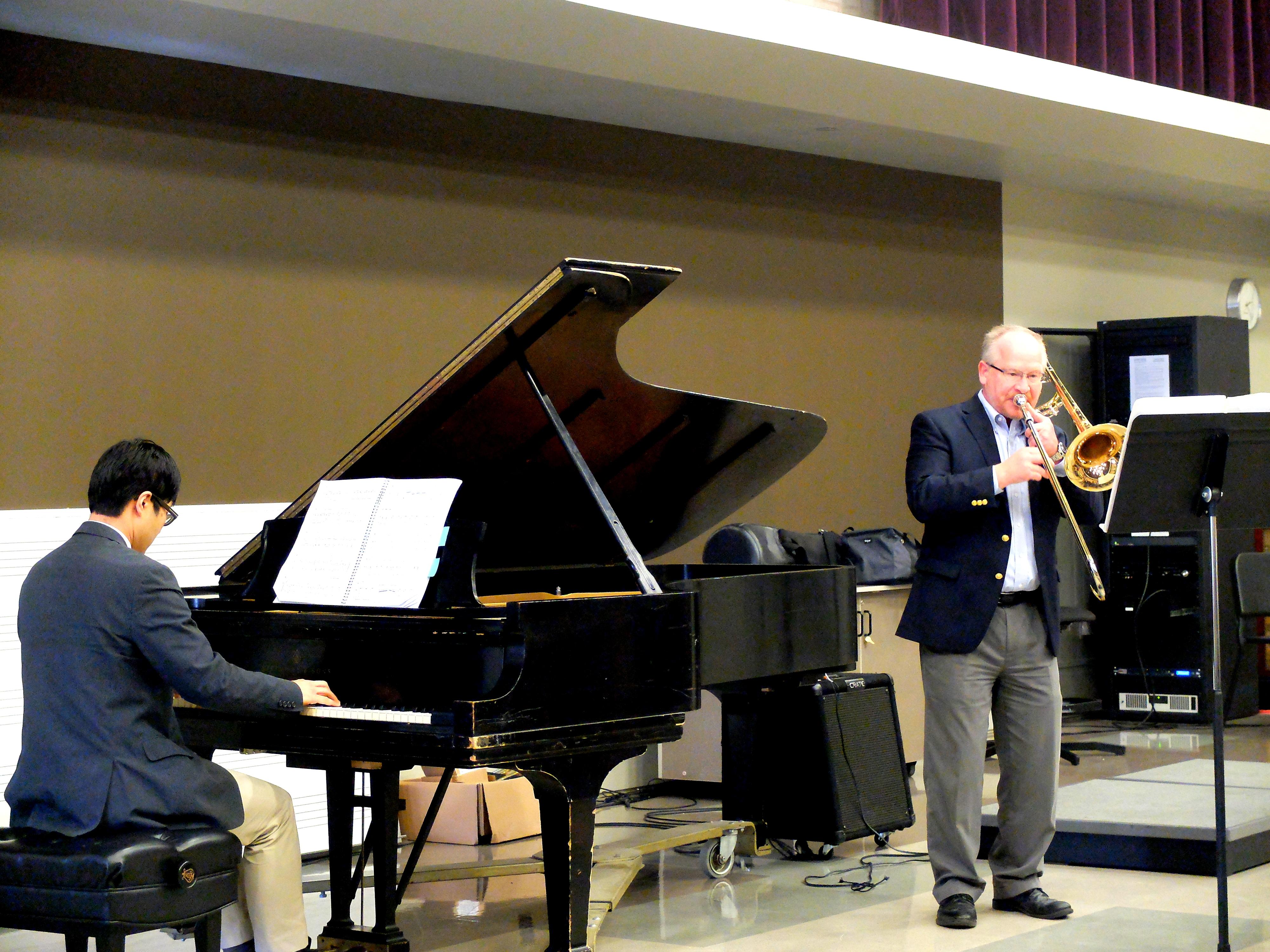 Kevin Chiarizzio Recital