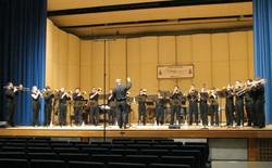 JMU Trombone Choir at ETW