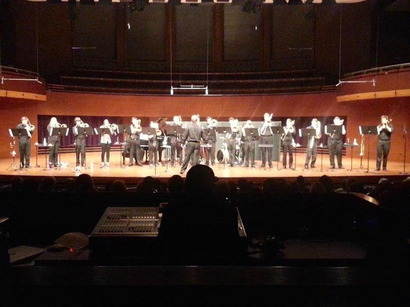 JMU Trombone Choir