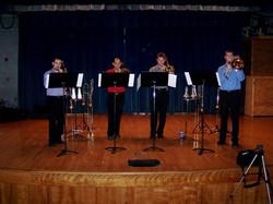 UNT Trombone Quartet