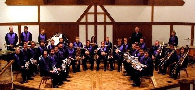JMU Brass Band