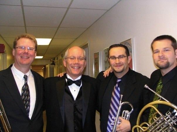 JMU Brass at the Kennedy Center