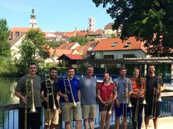 JMU Trombones in Sulzbach-Rosenberg
