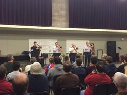 Airmen of Note Trombones