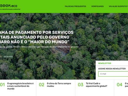 Observatório do Clima lança site para combater fake news sobre meio ambiente