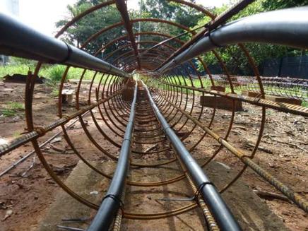 Primeiro edifício brasileiro climatizado com energia do solo está em construção