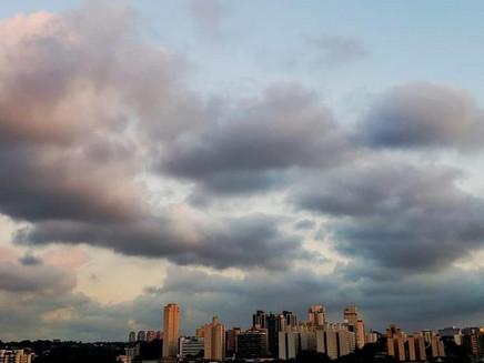 São Paulo tem tarde mais fria do ano