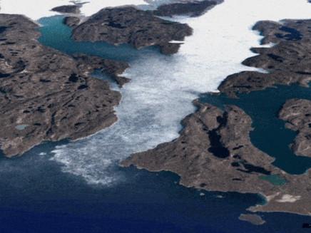 Atualização do Google Earth mostra mudanças do planeta nos últimos 37 anos