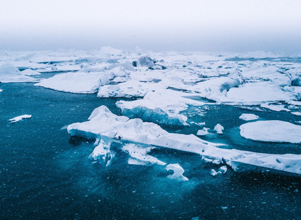 Estudo estima que gelo no mar do Ártico vai desaparecer até 2035